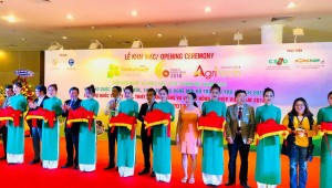 Agritech Vietnam 2019, Farm & Food Tech 2019, Vietnam Farm & Food Expo 2019